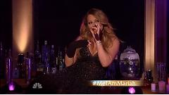 Money ($ * / ...) (Mariah Carey: At Home In Concert With Matt Lauer) - Mariah Carey  ft.  Fabolous
