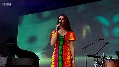 Ride (Live At Glastonbury 2014) - Lana Del Rey