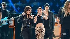 Really Don't Care (Live At The 2014 Teen Choice Awards) - Demi Lovato , Cher Lloyd