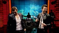 One More Time (Live At Kelly & Michael) - Jordan Knight  ft.  Nick Carter