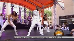 Good Kisser (Live On Today Show) - Usher