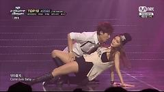Video Knock (Live At M! Countdown 140911) - Nasty Nasty