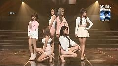 Video I Don't Want You & Sugar Free (Live At M! Countdown Comeback Stage 140911) - T-ARA