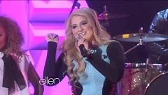 Video All About That Bass (Live On The Ellen Show) - Meghan Trainor