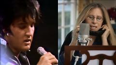Love Me Tender - Barbra Streisand  ft.  Elvis Presley
