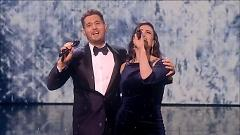 Baby It's Cold Outside (Live At The X Factor UK 2014) - Idina Menzel  ft.  Michael Bublé