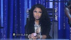 Bed Of Lies (Live At The Ellen Show) - Nicki Minaj  ft.  Skylar Grey