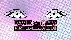 What I Did For Love (Lyric Video) - David Guetta , Emeli Sandé