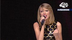 Video I Knew You Were Trouble (Live at the Jingle Bell Ball) - Taylor Swift