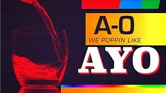 Ayo (Lyric Video) - Chris Brown  ft.  Tyga