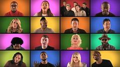 We Are The Champions (A Cappella) - Jimmy Fallon  ft.  The Roots  ft.  Carrie Underwood  ft.  Sam Smith  ft.  Ariana Grande  ft.  Meghan Trainor  ft.  One Direction  ft.  Blake Shelton  ft.  Usher  ft.  Ace Young