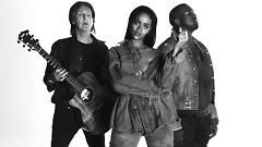 Video FourFiveSeconds - Rihanna , Kanye West , Paul McCartney