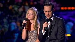 Say Something - Jackie Evancho  ft.  Cheyenne Jackson