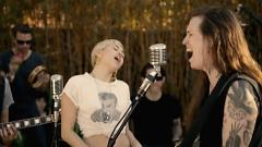 True Trans Soul Rebel (Happy Hippie Presents) - Miley Cyrus  ft.  Laura Jane Grace