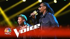 California Roll (The Voice 2015) - Snoop Dogg  ft.  Pharrell Williams