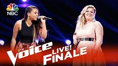 I'd Rather Go Blind (The Voice 2015:Live Finale) - Koryn Hawthorne  ft.  Kelly Clarkson