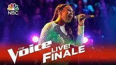 Video It's A Man's Man's Man's World (The Voice 2015:Live Finale) - Koryn Hawthorne