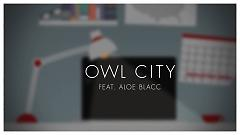 Verge (Lyric) - Owl City  ft.  Aloe Blacc