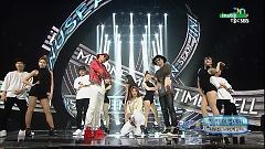 Tell Me One More Time (Live At Inkigayo 150524) - Jinusean  ft.  Ailee