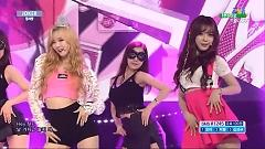 Joker (Live At Inkigayo 150524) - Dal Shabet