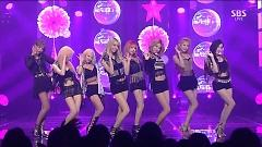 PARTY (Inkigayo 150719) - SNSD