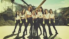 Video Catch Me If You Can (Korean Version) - SNSD