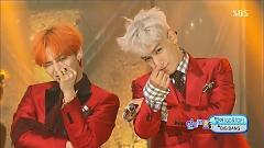 Video Zutter (0809 SBS Inkigayo) - GD&TOP