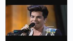 Video Never Close Your Eyes (Good Morning America) - Adam Lambert