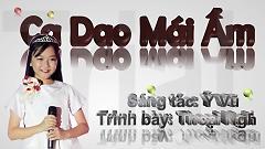 Video Ca Dao Mái Ấm (Remix) - Bé Thoại Nghi