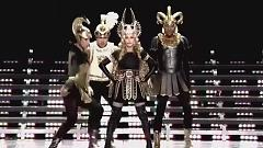 Half Time Show (Super Bowl 2012) - Madonna,LMFAO,M.I.A.,Nicki Minaj,Cee Lo Green