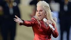 The National Anthem At Super Bowl 50 - Lady Gaga