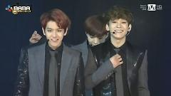 Video Growl & Beauty And The Beast (MAMA 2013) - EXO