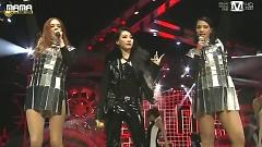 All Night & I Love It (MAMA 2013) - Icona Pop , CL