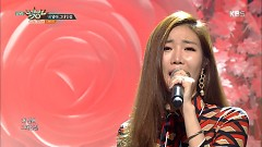 Beside Me (161014 Music Bank) - Davichi