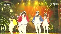 Bar Bar Bar (MAMA 2013) - Crayon Pop  ft.  Ylvis