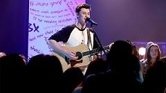 Video Stitches (Live At The Ellen Show) - Shawn Mendes