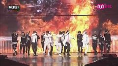 Tough Cookie, Rap Monster, Danger, H.E.R., Let's Get It Started (MAMA 2014) - Block B  ft.  BTS (Bangtan Boys)
