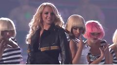 Video Super Bass - Till The World Ends (Billboard Music Awards 2011) - Nicki Minaj,Britney Spears