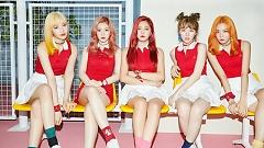 Video Russian Roulette - Red Velvet
