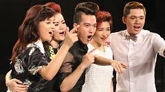 Video Hát Với Niềm Đam Mê - Minh Châu, Hòa Minzy, Hoàng Yến Chibi, Kim Thành, Bảo Kun