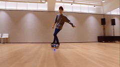 NCT Dream Hoverboard Freestyle 1 - NCT Dream