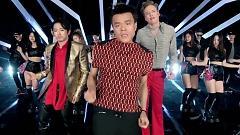 Video Fire - J.Y. Park , Conan O'Brien , Steven Yeun , Park Ji Min