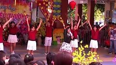 Video Chào Mừng Xuân Vui - Bé Thoại Nghi