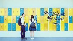 Video Don't Break My Heart - Mina