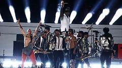 Super Bowl XLVIII Halftime Show - Bruno Mars  ft.  Red Hot Chili Peppers