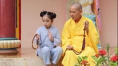 Video Thầy Dạy Con Niệm Phật - Bé Ngọc Ngân