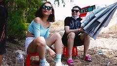Video Anh Đang Nơi Đâu (Behind The Scenes) - Miu Lê