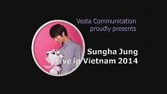 Sungha Jung Speaks About His Live In Vietnam 2014 January! - Sungha Jung