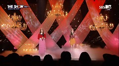 Beside Me (161018 The Show) - Davichi