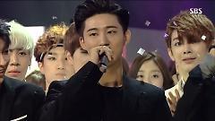 Video Rhythm Ta (1004 SBS Inkigayo) - iKON